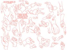 """teamtrashcan: """"Hands Tutorials for Those Who... - references"""