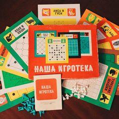 Soviet Board Game