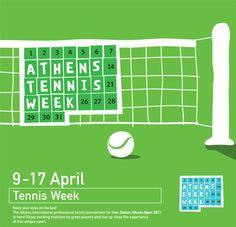 tennis poster idea