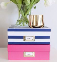 photo boxes from design darling