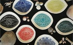Demetria Chappo Ceramics available at west elm Chelsea. #westelmlocal
