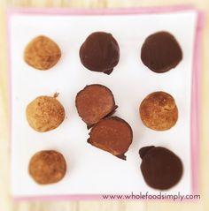 chocolate lindt balls