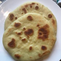 Naan, Ethnic Recipes, Cooker Recipes, Fresh, Bread, Simple, Food Food