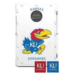 Kansas Jayhawks KU Baggo Cornhole Corn Hole Game