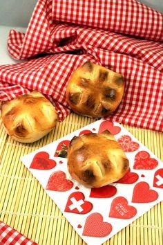 Swiss National Day Bread Rolls