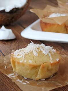 Bibingka Muffins (Mini Filipino Coconut Rice Cakes) | YummyAddiction.com