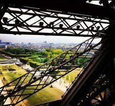 Champs de Mars? #paris #eiffel #france #francia #ciel #cielo #sky #toureiffel by ADPrietoPYC, via Flickr