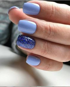 15 Pretty Acrylic Blue Nails Design For Summer Nails Makeup - : light Blue nails. - 15 Pretty Acrylic Blue Nails Design For Summer Nails Makeup – : light Blue nails… – - Acrylic Nails Natural, Blue Acrylic Nails, Summer Acrylic Nails, Acrylic Nail Designs, Blue Gel Nails, Dip Gel Nails, Summer Shellac Nails, Pretty Gel Nails, Pretty Short Nails