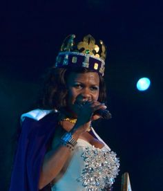 Lady Saw Crowned Queen of Dancehall at Sumfest 2012