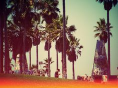 Venice beach california by TrashyDiamond.deviantart.com on @DeviantArt