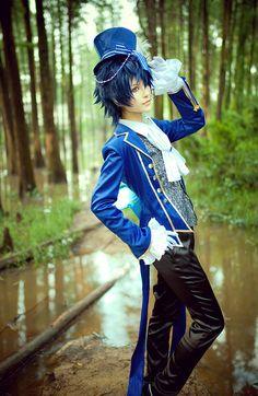KAITO (Vocaloid) | ryuichi randoll