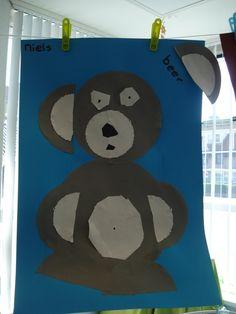 De beer van Pien met 1 oor
