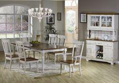 country+farmhouse+decor | ... Farmhouse Table And Chairs | House Design | Decor | Interior Layout