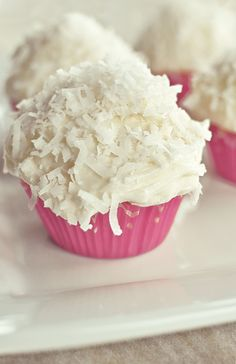 Two delicious extracts in one cupcake recipe? Talk about major flavor. Coconut Extract and Pure Vanilla Extract help amp up the richness in these homemade coconut cupcakes. Bake up lemon, almond and orange-flavored cupcakes by substituting the coconut extract for a new Easter dessert recipe.