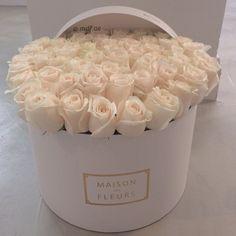 flores blancas
