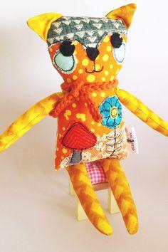 Handmade Dolls, Pikachu, Fictional Characters, Design, Art, Tela, Monsters, Animales, Art Background