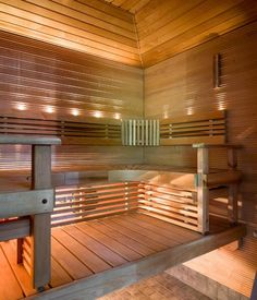 Sauna drama