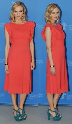 Alexa Chung and Diane Kruger Love the Same Prada Platform Sandal