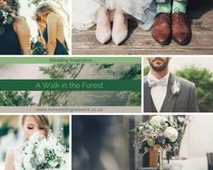 Wedding Inspiration-A Walk in the Woods: Green & Grey Wedding inspired by a Walk in the Woods. Wedding Blog, Our Wedding, Walk In The Woods, Gray Weddings, Green And Grey, Wedding Inspiration, Walking, Inspired, Fashion