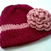 Abigail Rose Cloche Hat - via @Craftsy