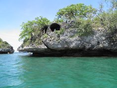 One of the islands (which name I forgot), Hundred Islands, Alaminos, Pangasinan