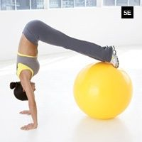belly fat burning exercises using a stability ball healthy-living