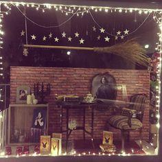 Harry Potter night. The Severus Snape room..