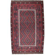 Large Afghan - Uzbek Kilim | From a unique collection of antique and modern more carpets at https://www.1stdibs.com/furniture/rugs-carpets/area-rugs-carpets/