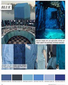 Pattern People: Print & Color Trend Guide AW 2016 - Tendências (#536548)