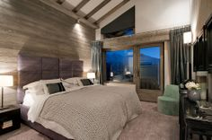 Chalet No.14, Verbier, Switzerland. A stunning 13 bed luxury ski chalet from Firefly Collection. www.firefly-collection. com.