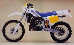 Motorcross Bike, Tracker Motorcycle, Motorcycle Dirt Bike, Moto Bike, Motorcycle Design, Enduro Vintage, Vintage Bikes, Cool Motorcycles, Vintage Motorcycles