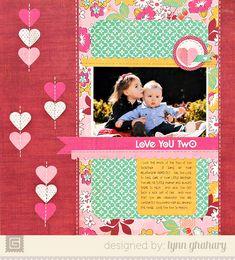 Love You Two | Lynn Ghahary