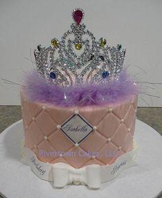 Princess Cake without the crown. Lu's birthday