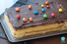 Grandma's Cake – Homemade, Easy and Original Recipe! Lemon Desserts, Cookie Desserts, Easy Desserts, Food Cakes, Grandma Cake, Food Wishes, Birthday Desserts, Oreo Cake, Le Chef