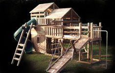 play structures | For more information please call (989) 773-8000.