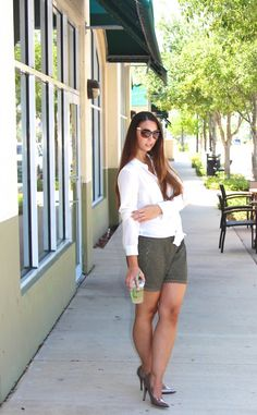 NEW Fashion Post~ http://www.bisousbrittany.com/cool-lime-refresher-hot-miami-day/ #miami #fashionblogger #ootd #fashionblog
