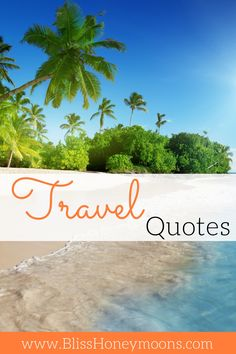 Love traveling? Then a destination wedding is perfect for you. Choose from a plethora of sun-kissed, gorgeous locations as the backdrop for the most perfect moment of your life. Get a host of perks and services to make your wedding, vow renewal or honeymoon getaway just as perfect as you dreamed it would be. Inspirational travel quotes on our Pinterest board here! Contact www.blisshoneymoons.com for more.