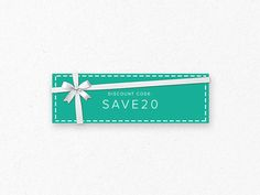 Discount Code Tag designed by Luke Dowding. Tag Design, Shopping Mall, Mood Boards, Coding, Tags, Shopping Center, Programming