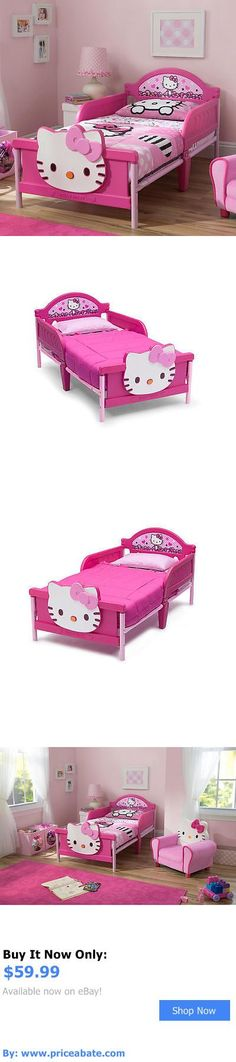 Kids Hello Kitty Mini Saucer Chair Toddler Girls Pink Purple Lounger HelloKitty