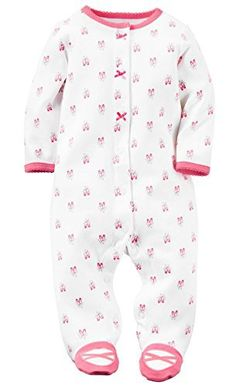 9eb7dfd71245 Feather baby Little Girls Pima Cotton Long Sleeve Ruched Baby Romper ...