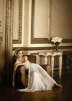 Natalie Portman In Vogue Photoshoot