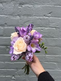 Blooms Florist, Our Wedding, Floral Wreath, Wreaths, Weddings, Photo And Video, Purple, Instagram, Purple Stuff