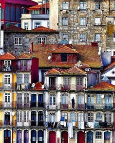 Porto is a historic and captivating city, which is quickly becoming one of the most popular and respected tourist destinations. Spain And Portugal, Portugal Travel, Porto City, Douro, Voyage Europe, Beautiful Buildings, Travel Around The World, Portuguese, Beautiful Beaches