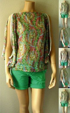 Pattern Free Blouse