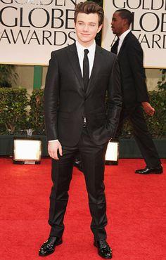 Chris Colfer 2012