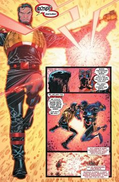 Did you know that when darkseid and highfather (Darkseid's brother ) fight it last a whole week ? Dc Comics Characters, Dc Comics Art, Fun Comics, Comic Character, Character Concept, Dc Action Figures, God 7, Big Barda, Superhero Memes