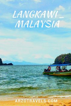 A beautiful alternative to other places in South East Asia = Langkawi in Malaysia. find out why to visit Langkawi and what to expect.