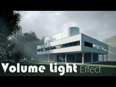 Volume Light Effect With Vray Environment Fog - Arch Viz Camp