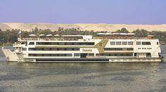 M/S Sonesta Nile Goddess Nile cruise is luxurious 5 stars floating hotel. It…
