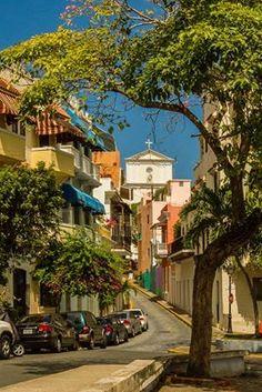 En mi Viejo San Juan view